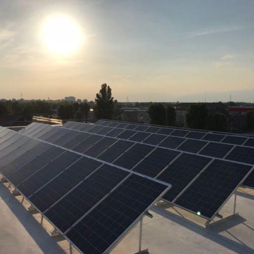 Impianto fotovoltaico da 15.93Kw