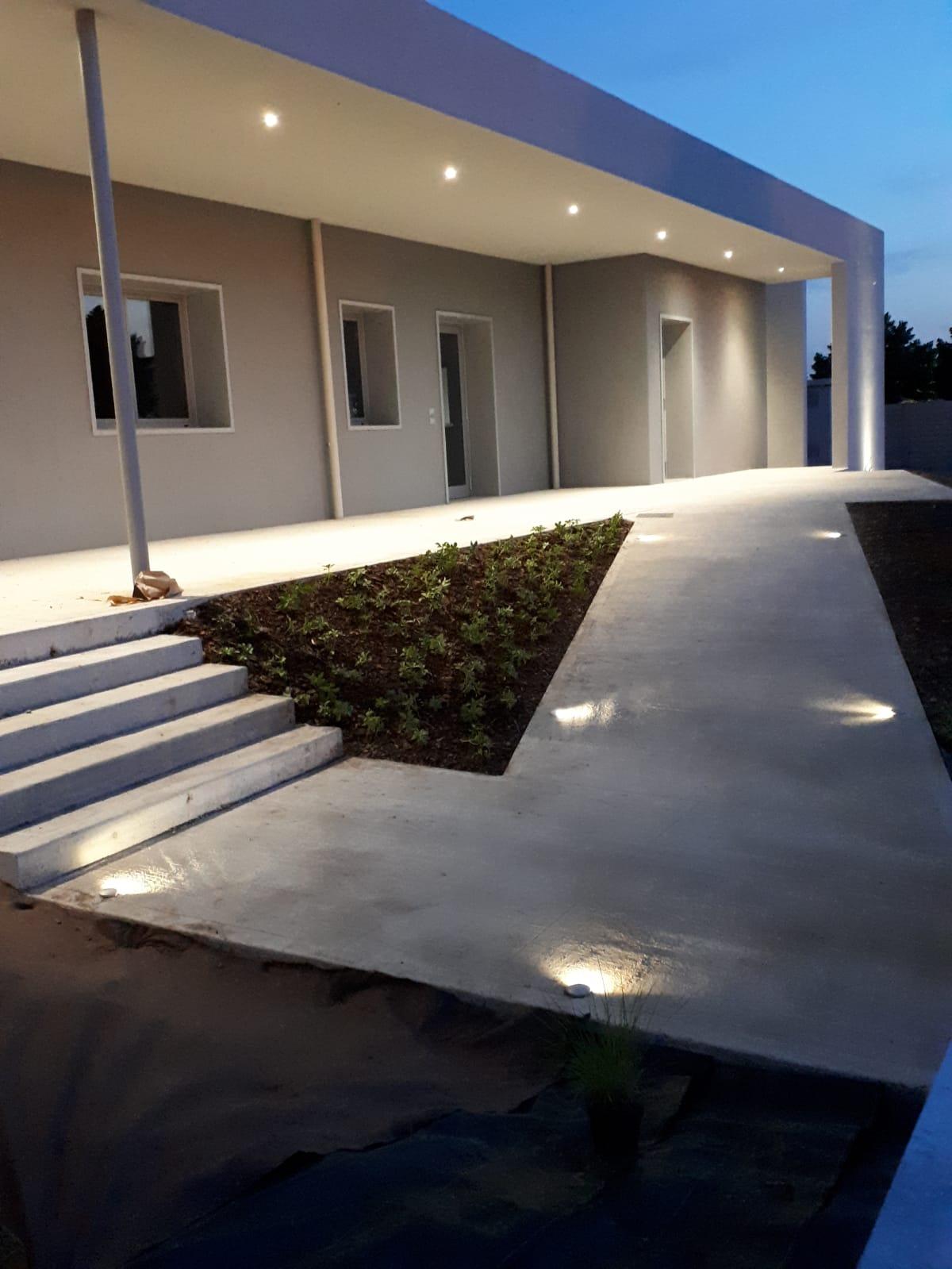 Illuminazione industriale battagin impianti srl - Illuminazione esterna ...