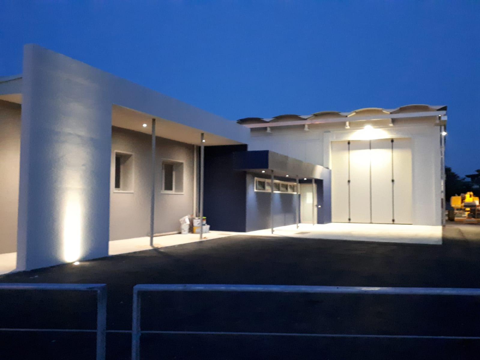 Illuminazione esterna battagin impianti srl