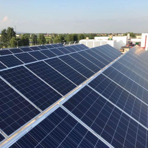 Impianto Fotovoltaico Stiga Spa
